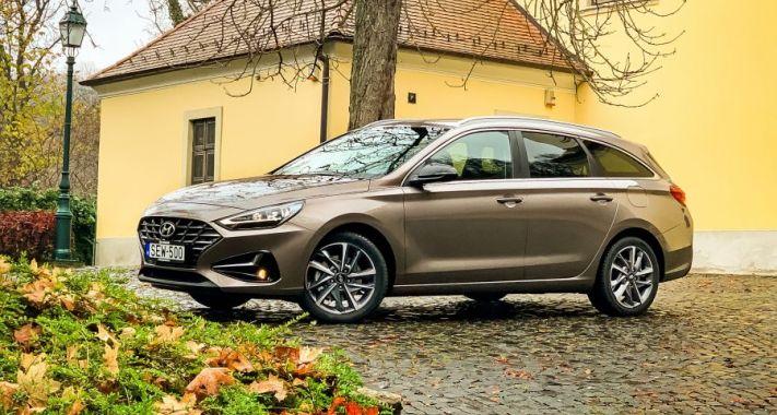 Korrekt – Hyundai i30 1,5DPi