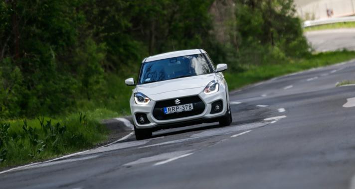 Bárcsak a mi autónk lenne! - Suzuki Swift Sport